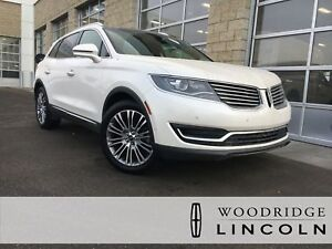 2016 Lincoln MKX Reserve 3.7L, NAVIGATION, SUNROOF, AUTO PARK...