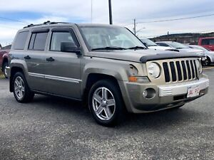2008 Jeep Patriot 4x4!!! Low KMS!!! As Traded!