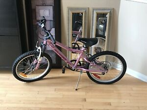 **New** Girls' 18 inch Mountain Bike