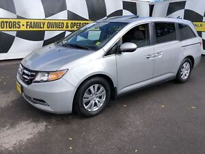 2015 Honda Odyssey EX-L, Leather, 3rd Row Seating, Sunroof, 69,