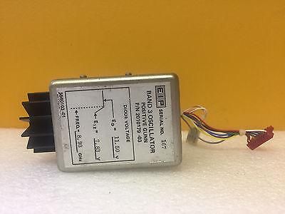 Eip 2010179-03 8.93 Ghz Ed11.5 V E127.83v Band 3 Sma F Oscillator