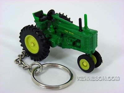 John Deere Model G Tractor Keychain, used for sale  Shipping to India