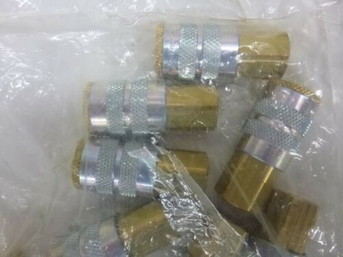 NEW!! DIXON Brass Industrial Quick Coupler Body 10 PACK