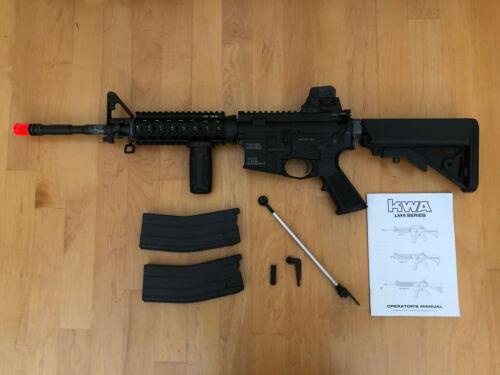 KWA LM4 RIS Gas Blowback Rifle