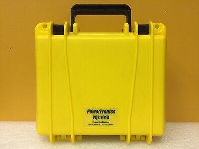 Powertronics Pqr1010 80 To 260 Vac Db9-rs232c Multi Channel Power Line Monitor