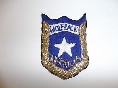 e1481 Korea US Army UNPIK UN Partisan Infantry Wolf Pack Guerrilla Bullion R21A1