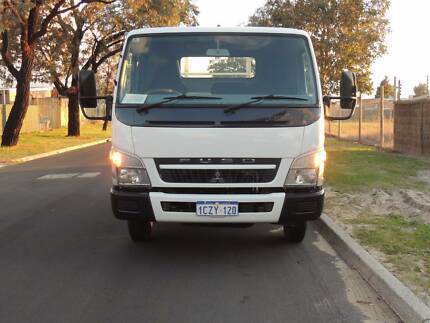 Mitsubishi Fuso Canter 2.0 with Steel Tray & Drop Sides Kelmscott Armadale Area Preview
