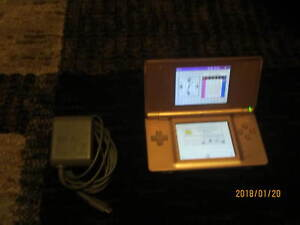 Nintendo DS with 8 Games and Accessories