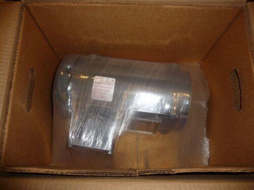 Baldor Hazardous Duty AC Motor VM7037T 2 HP 1750 RPM 145TC 230/460 VAC, 60//50Hz