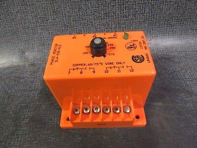 1 Atc Diversified Sla-230-ale Phase Monitor 3ph 208-240v Warranty Included