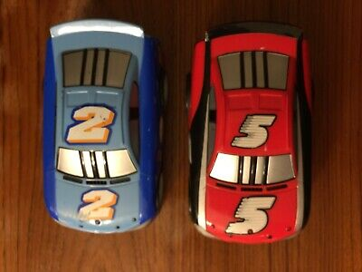 Fisher Price Shake N Go Speedway Race Track 2 Cars Works BEST