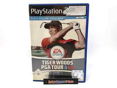 Tiger Woods PGA Tour 08--Sony PlayStation 2--PAL--B-Ware
