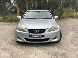 2005 Lexus IS250 SPORTS LUXURY Automatic Sedan Asquith Hornsby Area Preview