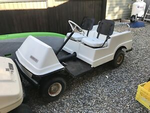 Golf Cart - Harley Davidson