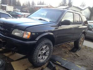 Isuzu rodeo FRESH MOTOR BUILD