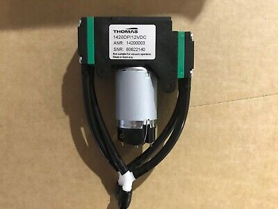 1420-0003thomasgardner Denver Diaphragm Pump 12vdc -new-