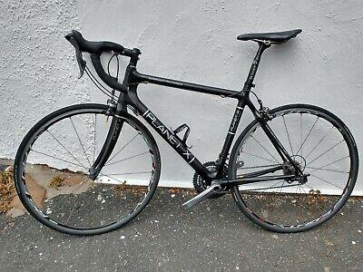 Planet x pro carbon large(57cm) road bike