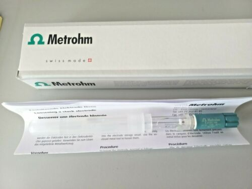 Metrohm Ecotrode Plus pH Electrode 6.0262.100