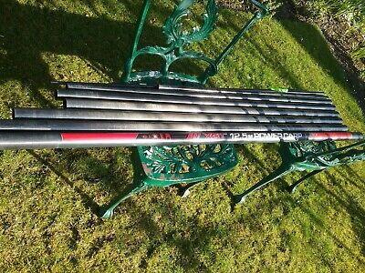 Used fishing pole LEEDA XGT Power carp pole 12.5m