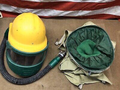 Ballard Blasting Respirator Helmet With Cape 88vx