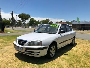 2004 Hyundai Elantra Sedan Automatic Maddington Gosnells Area Preview