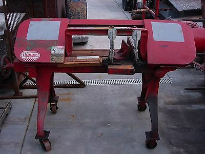 Kalamazoo Band Saw Model P 48  Used Blade Size-10 5 X 34 X .035