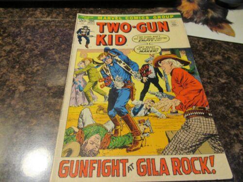 Kid Colt Outlaw # 104