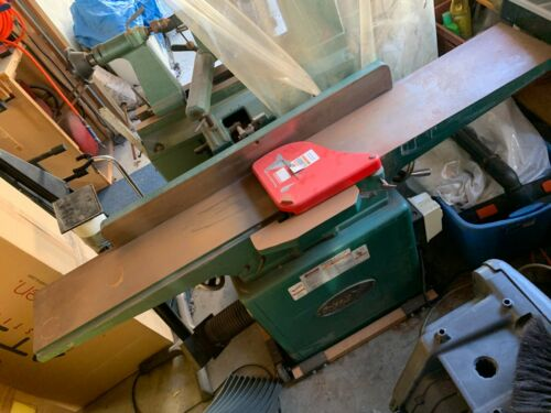 """Grizzly Industrial 8"""" Jointer G1018HW - Local Pickup Only"""