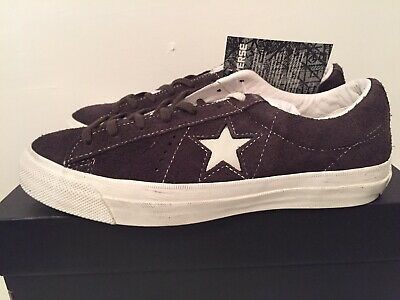 CONVERSE Ltd Edition JOHN VARVATOS Trainer Shoes UK 5 One Star All