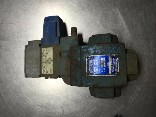 CT5102AFVWG70 Vickers EATON Solenoid Controlled Relief Valve DG4V 3 2B WG 12 LH