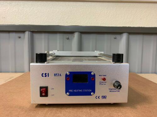 CSI 853A PRE HEATING STATION