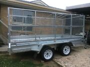12x6  tandem axle  Fully galvanised double cage height. Wantirna Knox Area Preview