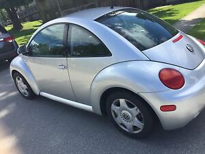 2000 Volkswagen Beetle (only 118k)