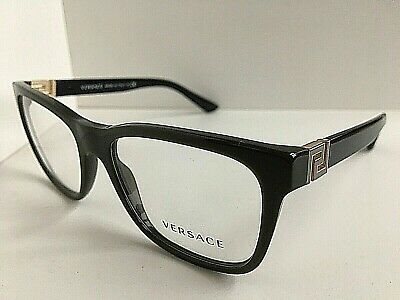 New Versace Mod. 4332 Olive 53mm Men's Eyeglasses Frame Italy #2