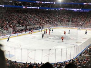 Calgary Flames vs Oilers LOWER LEVEL 2SxS Sat Jan 19 8:00 $245