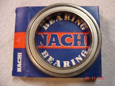 6916zz Nachi Shielded 80mm X 110mm X 16mm Large Ball Bearing New In Box