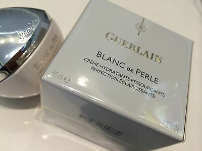 Guerlain Blanc De Perle Refreshing Hydrating Cream 50ml/1.6oz BNIB moisturizer