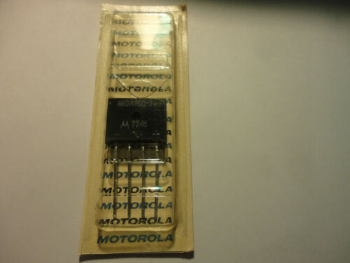 1PC. MOTOROLA MDA960-3 4AMP-200V BRIDGE RECTIER
