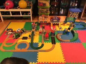Geotrax train FisherPrice