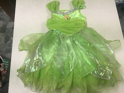 DISNEY STORE PETER PAN TINKERBELL FANCY DRESS UP - Peter Pan Dress Up Kostüme