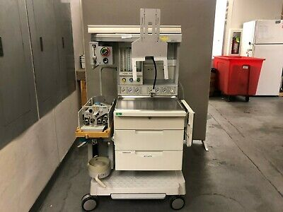 Datex-ohmeda Aestiva 5 Anesthesia Machine