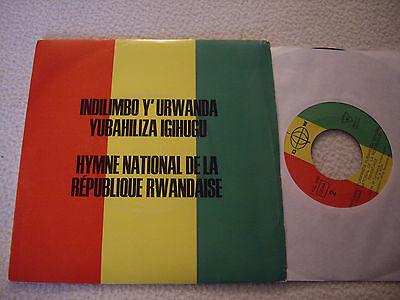Indilimbo Y'urwanda Yubahiliza Igihugu Hymne National De La Republique Rwandaise