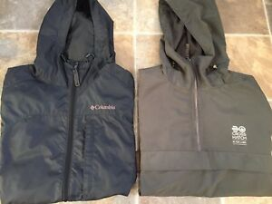 Columbia & Black Label Jackets
