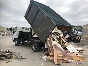 Junk removal and bin rental