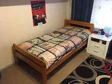 Single bed frame (SOLD PENDING PICK UP) Bass Hill Bankstown Area Preview