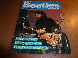 THE-BEATLES-BOOK-MONTHLY-Magazine-No-153-Jan-1989