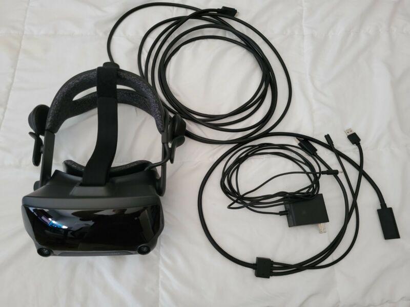 Valve Index VR Headset Only