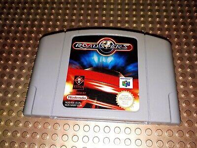 Nintendo 64 Spiel Modul Roadsters EUR N64 41