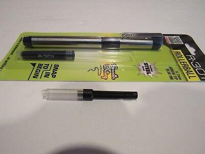 Ink Converter For Zebra R301 Rollerball Pen-c