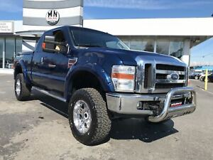 2008 Ford F-350 Lariat FX4 DIESEL TUNED DELETED LEVELED